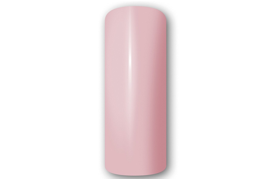 55P07 Colored UV gel  - pastel pink, 5ml