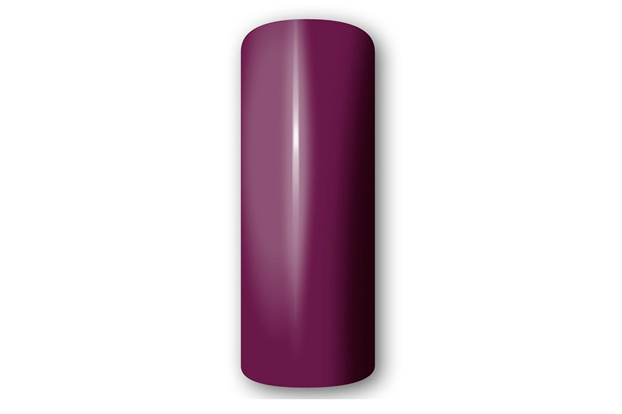 4074 Colored UV gel  - Purple, 5ml