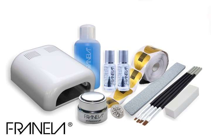 SET ZA NOKTE   UV GEL MINI  - 3020
