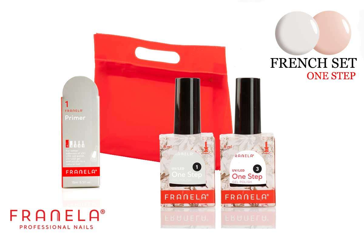 Permanent Polish Franela SET, MAXI
