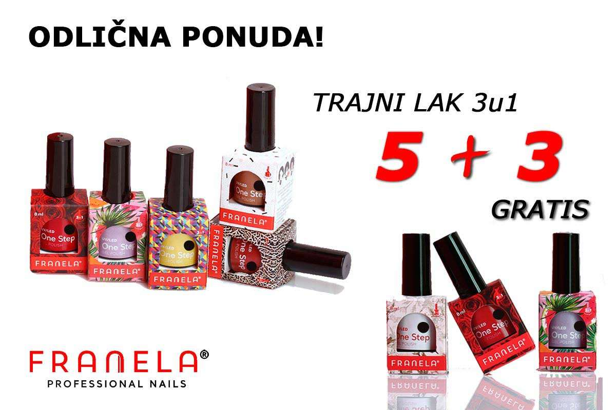 Gel Lac set 6+4