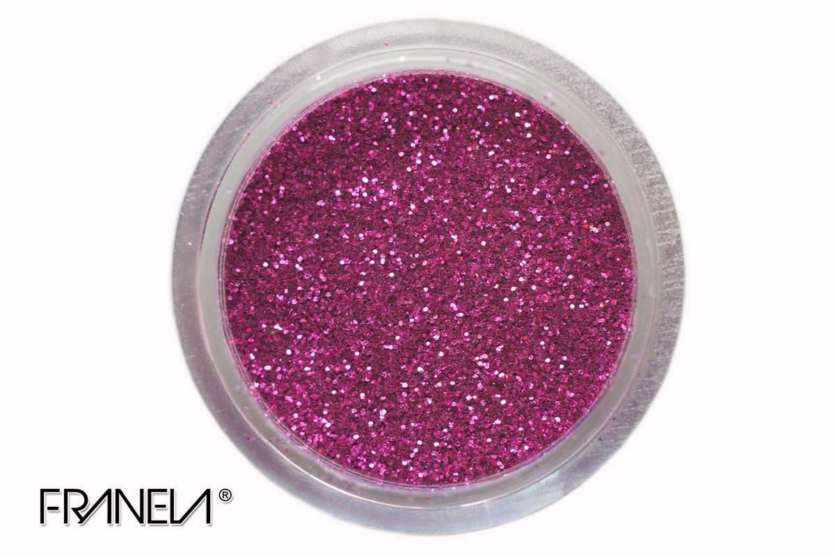 Glitter 26, Fuchsia dust, 0,1 mm