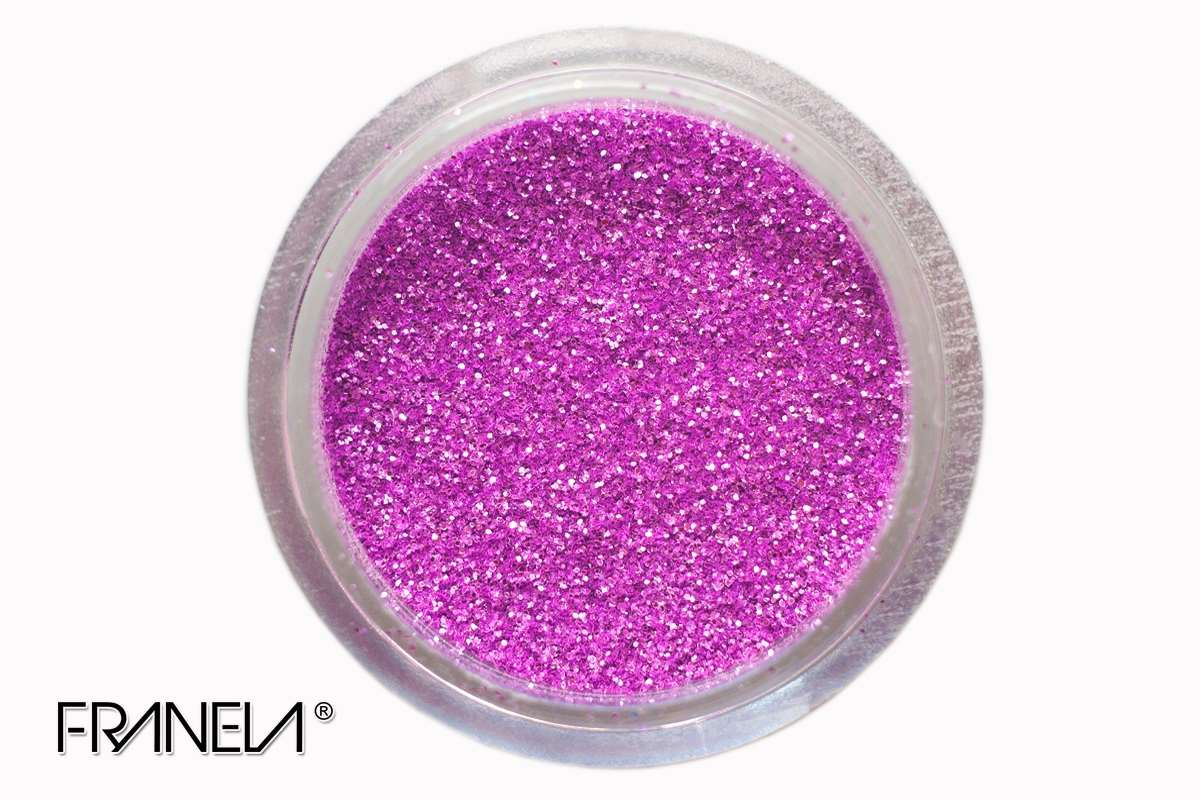 Glitter 27, Fuchsia dust, 0,1 mm