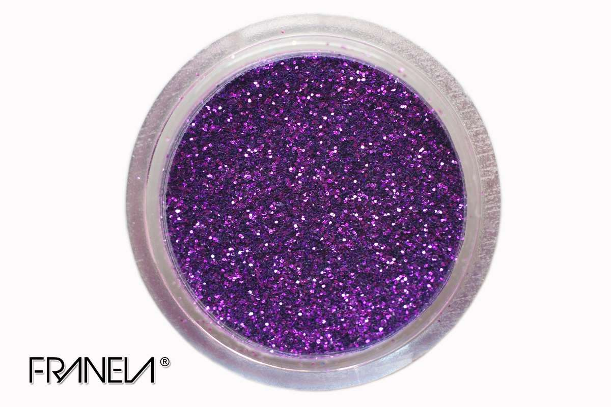 Glitter 31, purple dust, 0,1 mm