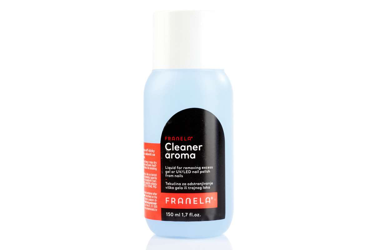Cleaner for Permanent Polish, 100 ml