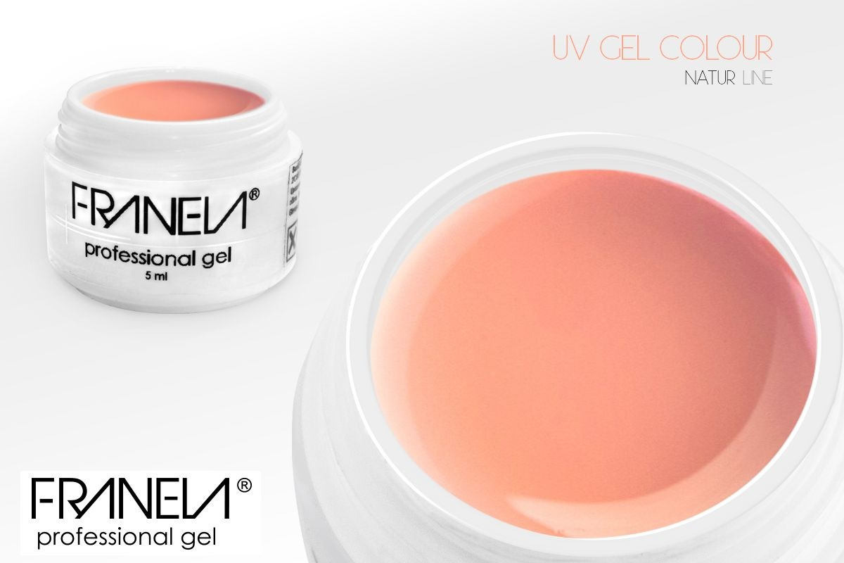 CPP15 uv gel u boji marelica