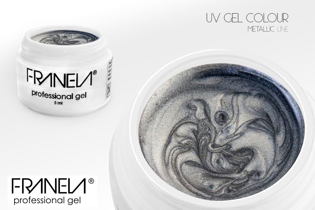 L09 metallic barvni Uv gel